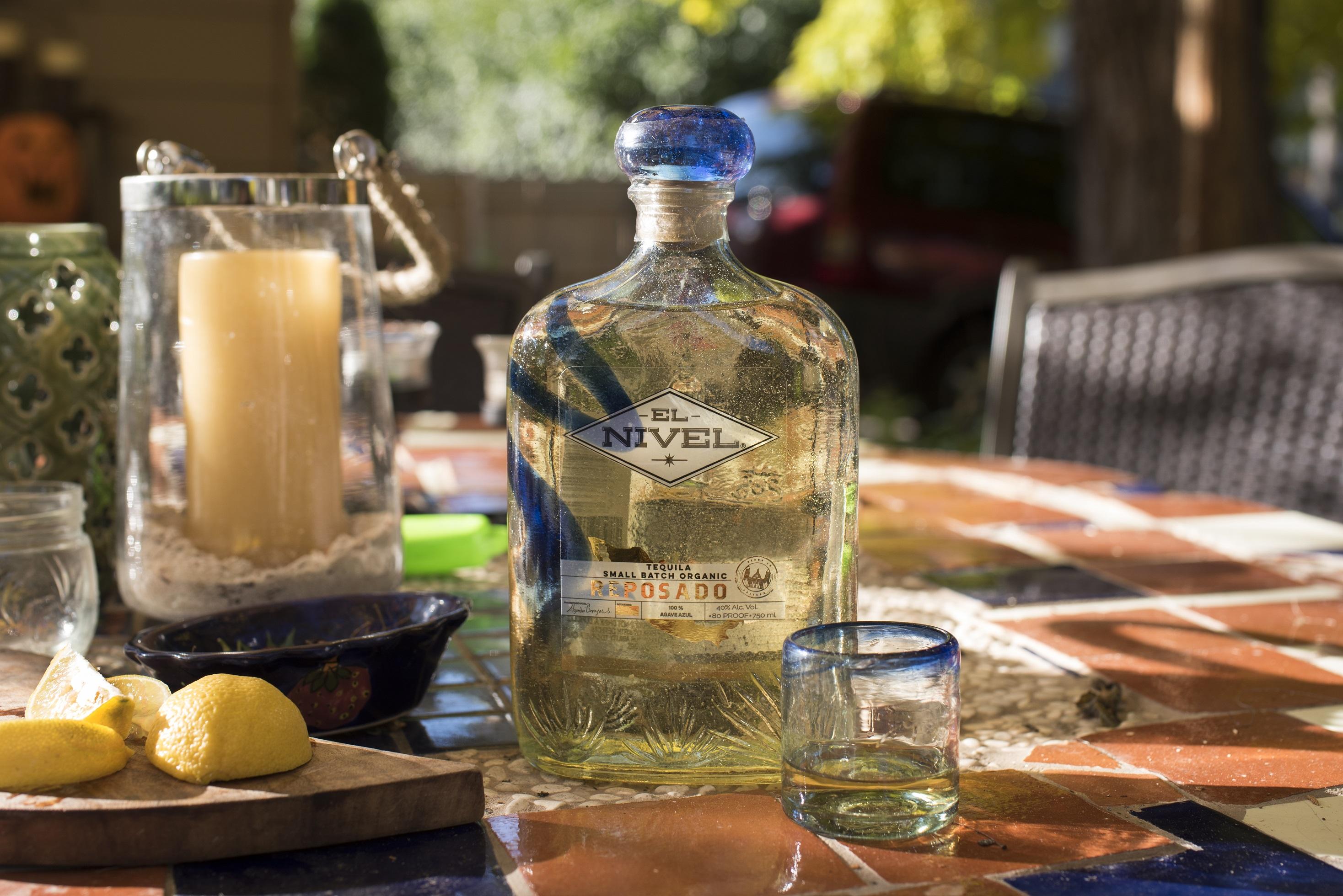 Reposado El Nivel Tequila