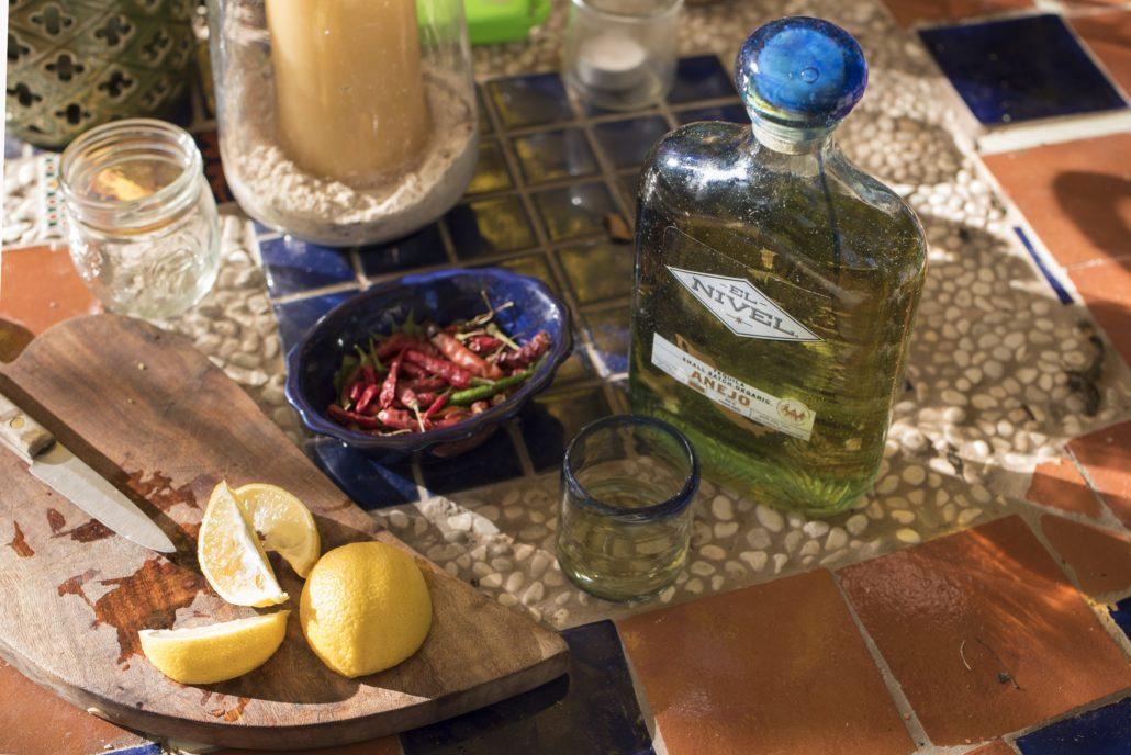 Anjeo El Nivel Tequila